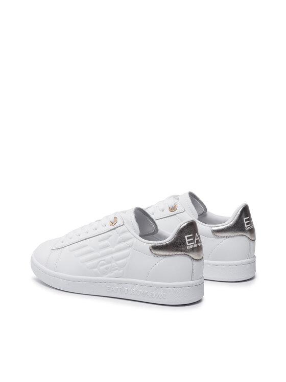 EA7 Emporio Armani EA7 Emporio Armani Sneakersy X8X001 XCC51 R579 Biały