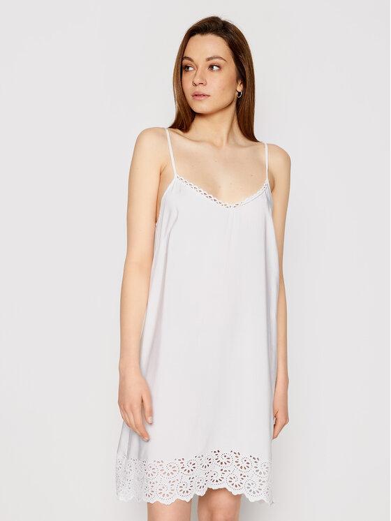 Cyberjammies Naktiniai marškiniai Leah 4839 Balta