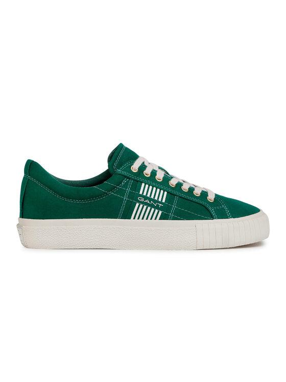 Gant Gant Sneakersy Faircourt 20638487 Zielony