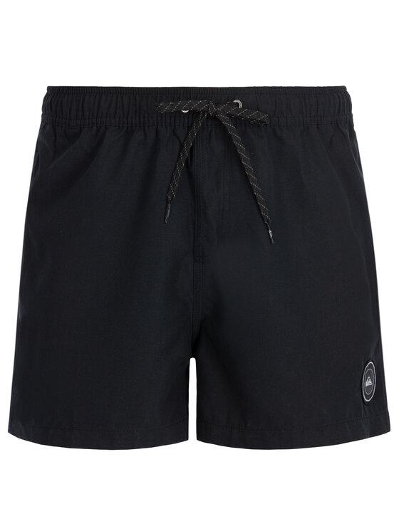 Quiksilver Quiksilver Плувни шорти EQYJV03407 Черен Regular Fit
