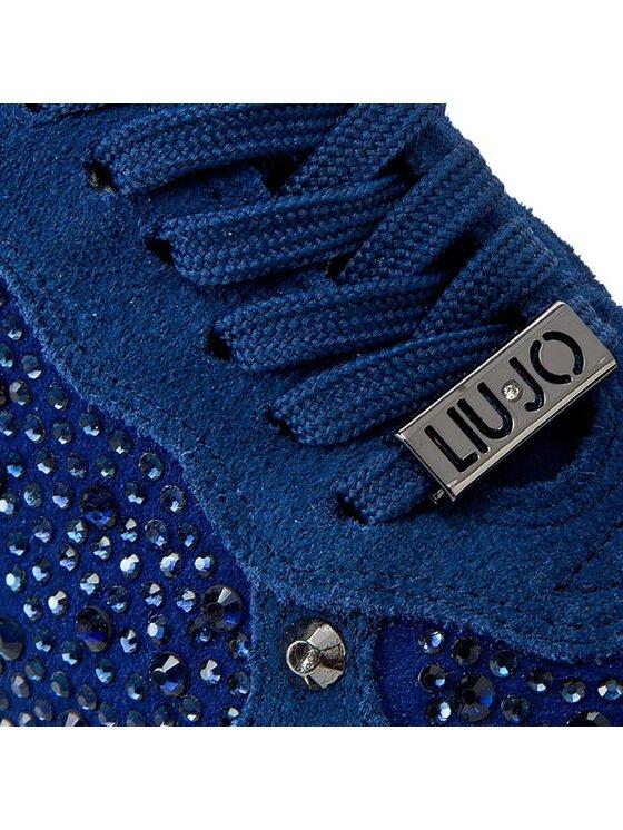 Liu Jo Liu Jo Sportcipő Running Aura S65133 P0079 Kék