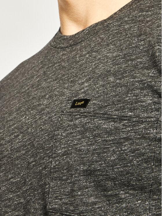 Lee Lee T-Shirt Ultimate Pocket L66JWT06 Grau Slim Fit