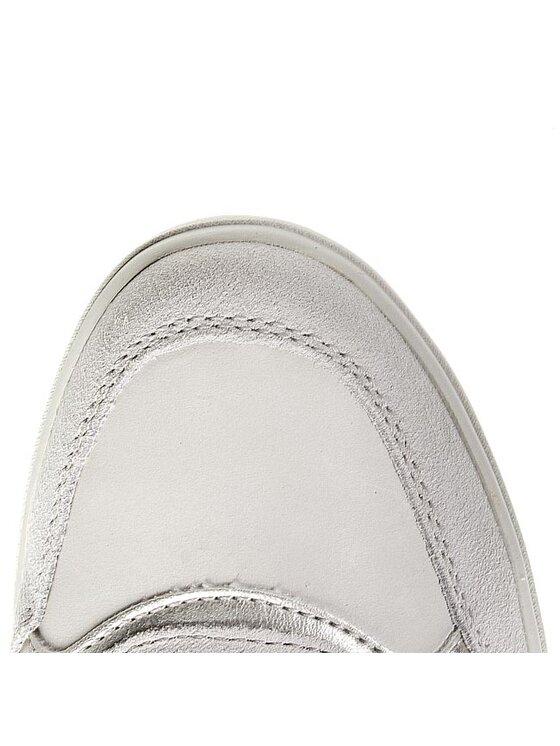 Geox Geox Sneakers D Eleni A D5267A 022AJ C1002 Alb