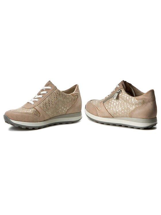 Rieker Rieker Sneakersy N1820-31 Różowy