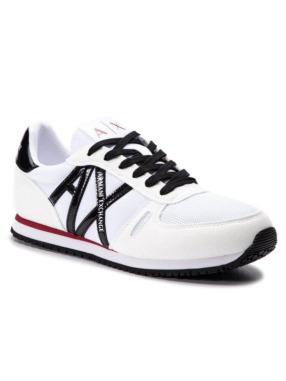 Armani Exchange Armani Exchange Sneakersy XDX031 XV137 00001 Bílá