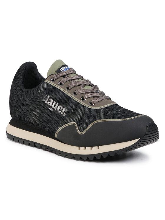 Blauer Laisvalaikio batai F0DENVER05/CAM Juoda