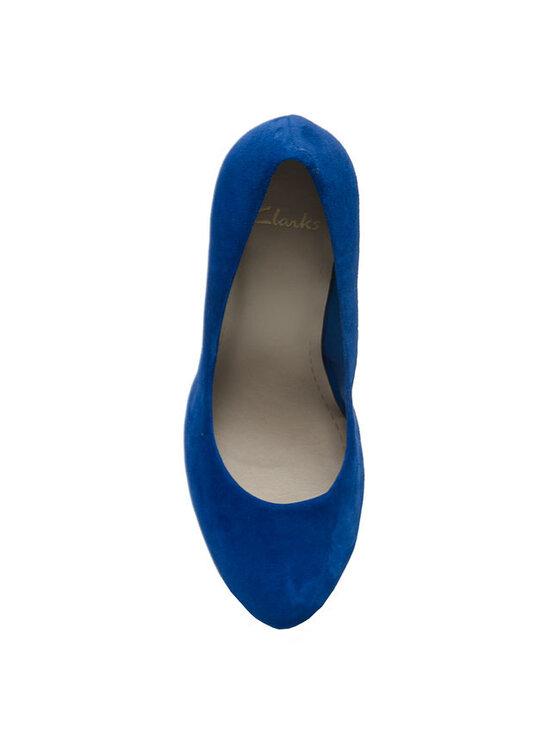 Clarks Clarks Talons aiguilles Carrick Tangle 20358577194 Bleu
