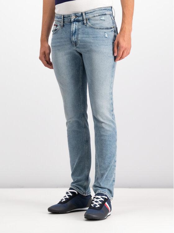Tommy Jeans Tommy Jeans Jeansy DM0DM06361 Niebieski Slim Fit