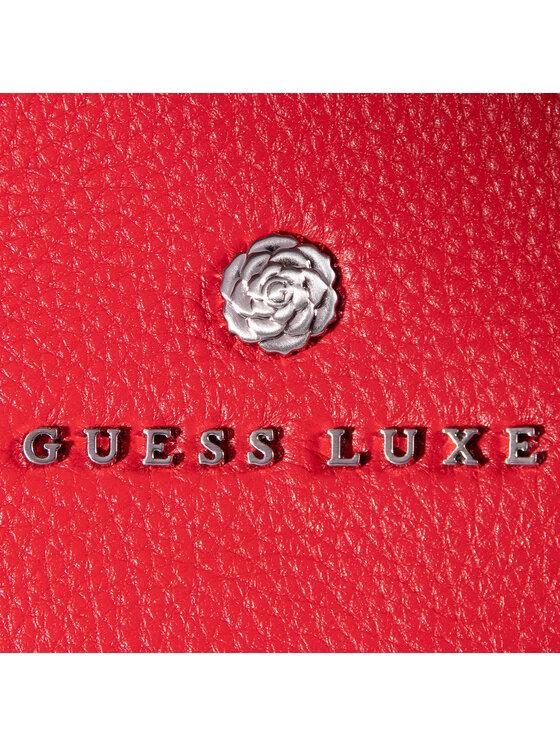 Guess Guess Torebka Eve (ED) HWEVED L0106 Czerwony