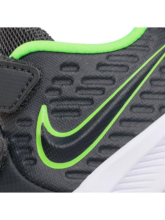 Nike Nike Buty Star Runner 2 (Tdv) AT1803 004 Szary
