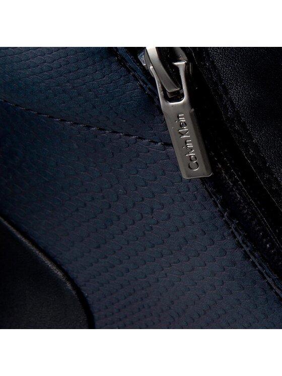 Calvin Klein Calvin Klein Sneakersy Berke F1663 Granatowy