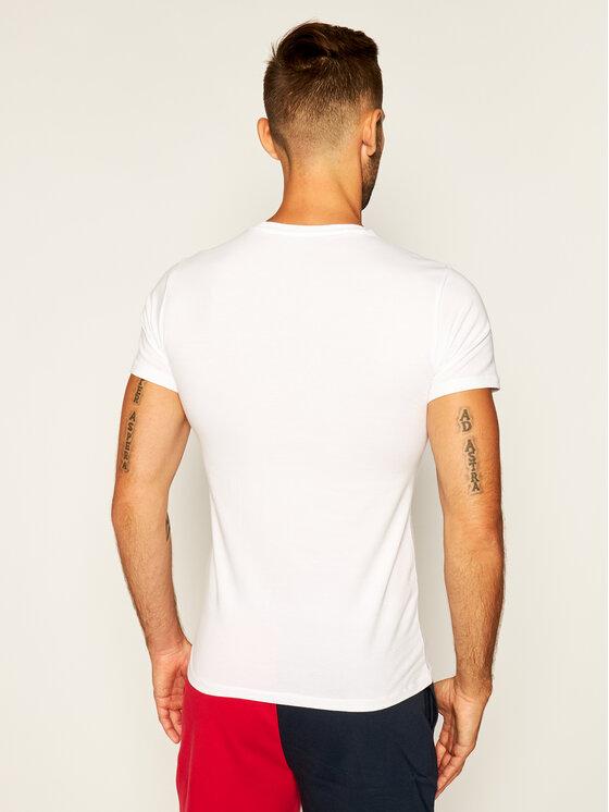 Diesel Diesel Komplet 3 t-shirtów Umtee-Randal 00SJ5L 0WAVC Biały Regular Fit