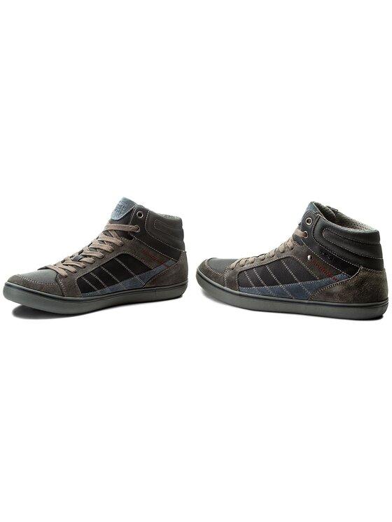 Geox Geox Sneakersy U Box G U64R3G 022ME C4002 Granatowy