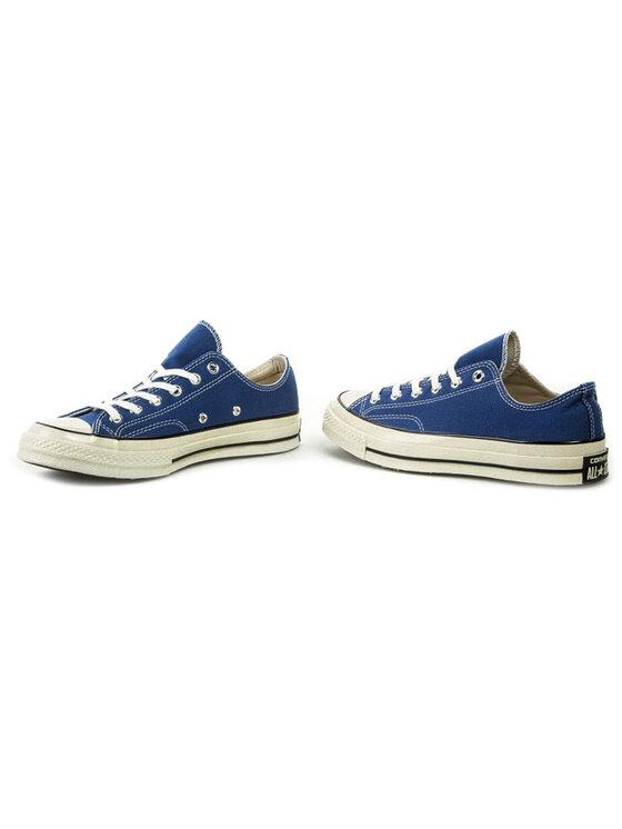 Converse Converse Sneakers aus Stoff CT 70 Ox True 142339C Blau