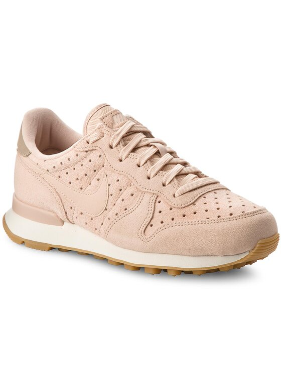 Nike Nike Batai Internationalist Prm 828404 204 Rožinė