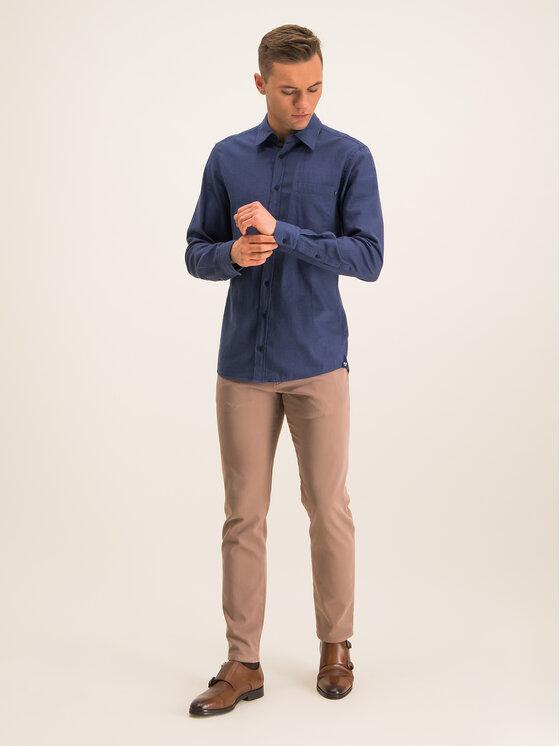 Joop! Jeans Joop! Jeans Риза 30017025 Тъмносин Regular Fit