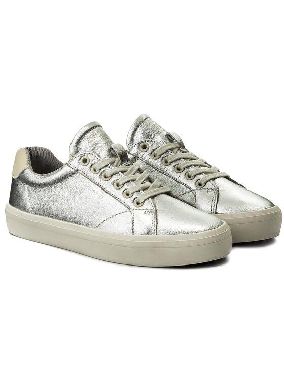 Gant Gant Sneakersy Mary 16531447 Strieborná