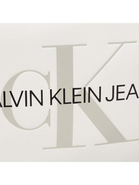 Calvin Klein Jeans Calvin Klein Jeans Plecak Campus Bp W/Pckt 40 K60K607201 Biały