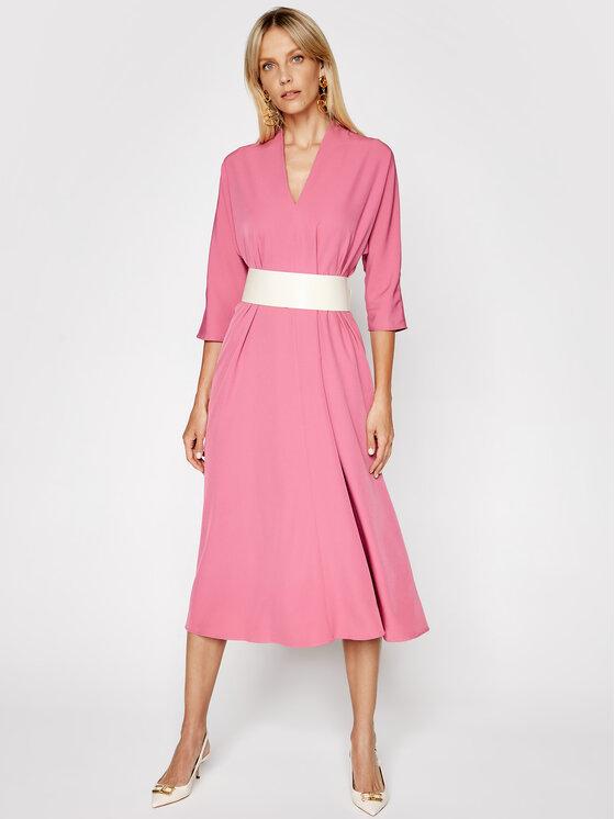 Imperial Kasdieninė suknelė AAWBBHP Rožinė Regular Fit