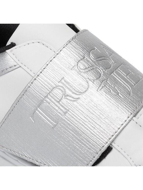 Trussardi Jeans Trussardi Jeans Сникърси 79A00457 Бял