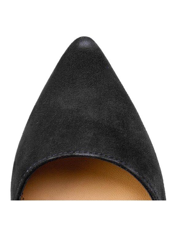 Tommy Hilfiger Tommy Hilfiger Κλειστά παπούτσια Libby 6B FW56818920 Σκούρο μπλε