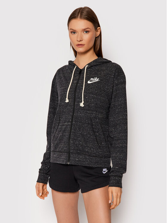 Nike Nike Суитшърт Sportswear Gym Vintage CJ1694 Сив Loose Fit