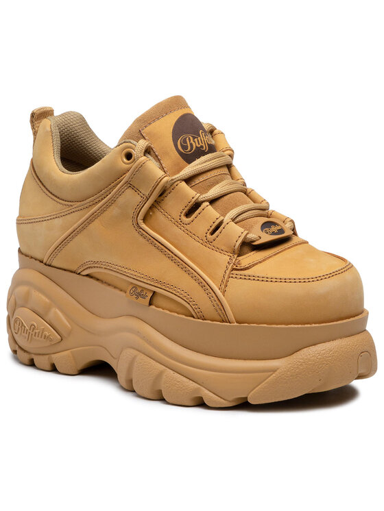 Buffalo London Laisvalaikio batai BN15330411 Geltona