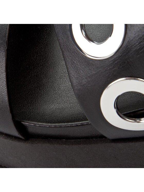 Diesel Diesel Sandały D-Yeletta Ws Y01478 PS296 T8013 Czarny