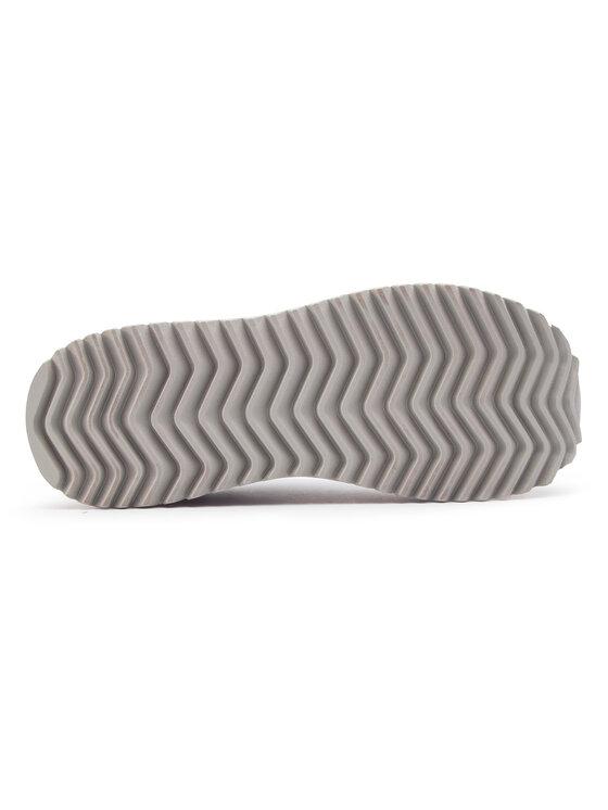 Fila Fila Сникърси Orbit Zeppa Stripe Wmn 1010667.02P Бял