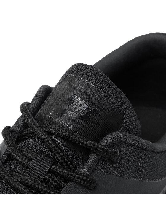 Nike Nike Buty Air Max Thea 599409 036 Czarny