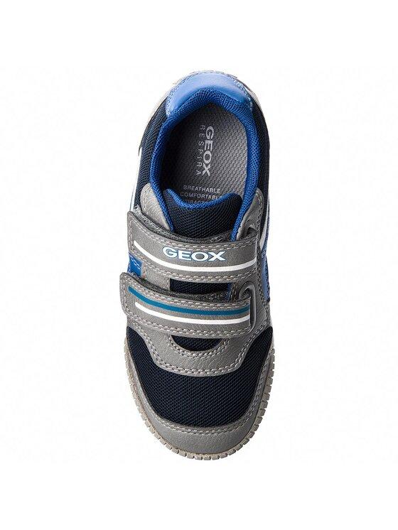 Geox Geox Κλειστά παπούτσια J Nekkar B. A J825YA 014ME C0661 S Γκρι