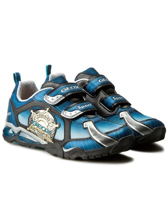 Geox Geox Pantofi J Lt Eclipse2 B. A J621BA 014CE C0693 D Albastru