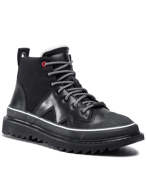 Diesel Auliniai batai H-Shiroki Dbb X Y02421 P2010 T8013 Juoda
