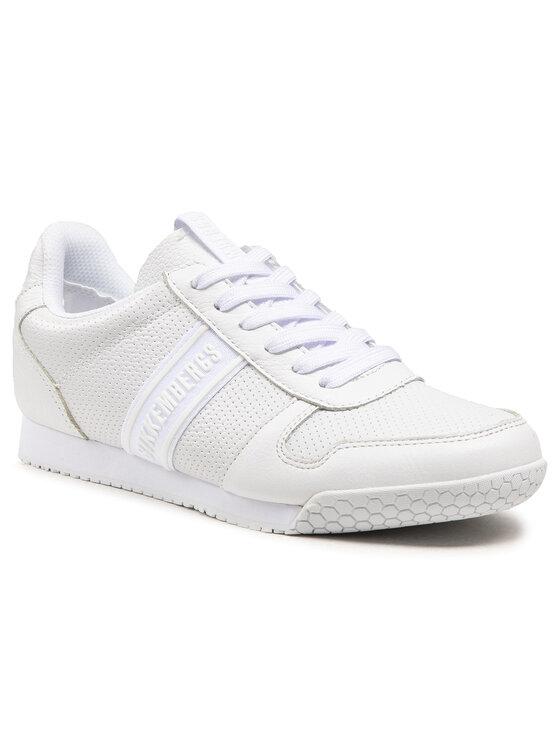 Bikkembergs Laisvalaikio batai Enricus B4BKM0146 Balta