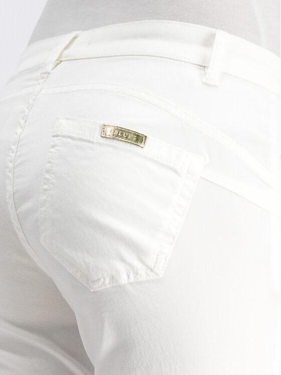 iBlues iBlues Medžiaginės kelnės Lia 71311392 Balta Regular Fit