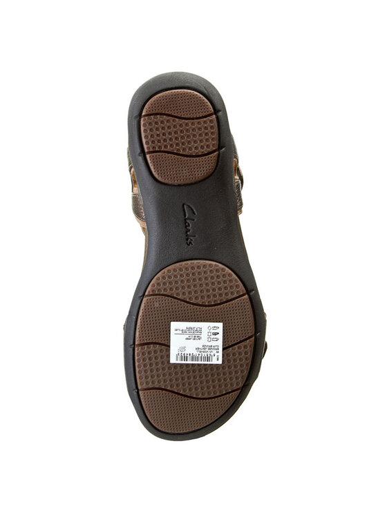 Clarks Clarks Sandále Un Voshell 261057884 Hnedá