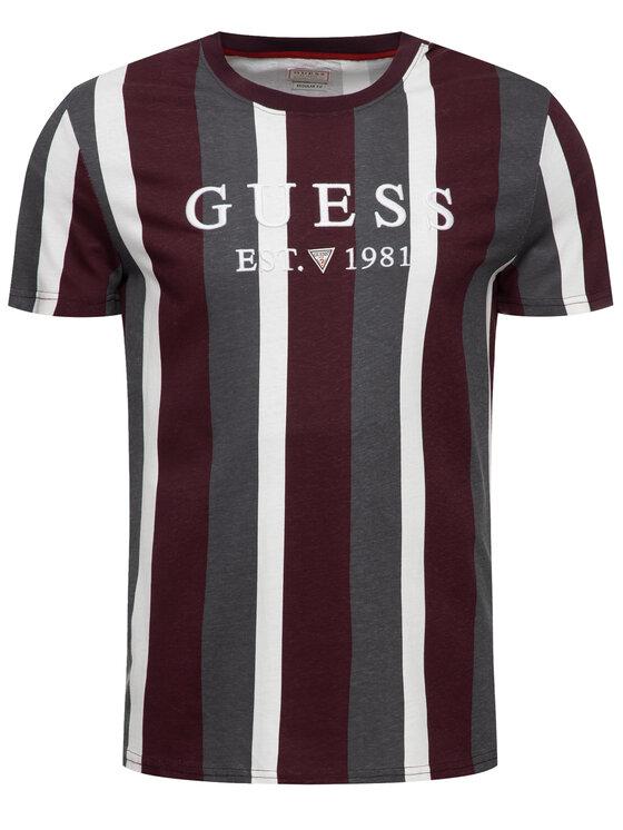 Guess Guess T-Shirt M94I63 K8FQ0 Έγχρωμο Regular Fit