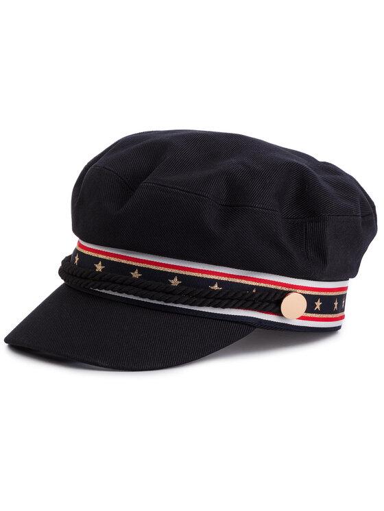 Tommy Hilfiger Tommy Hilfiger Καπέλο Jockey Baker Boy Cap AW0AW06579 Σκούρο μπλε