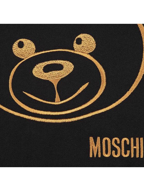 MOSCHINO MOSCHINO Szal 30627 M2094 Czarny