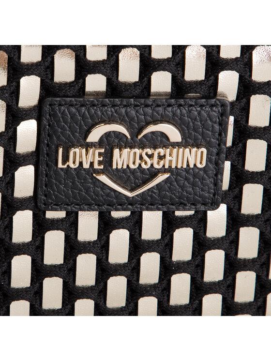 LOVE MOSCHINO LOVE MOSCHINO Torebka JC4293PP07KM190B Czarny