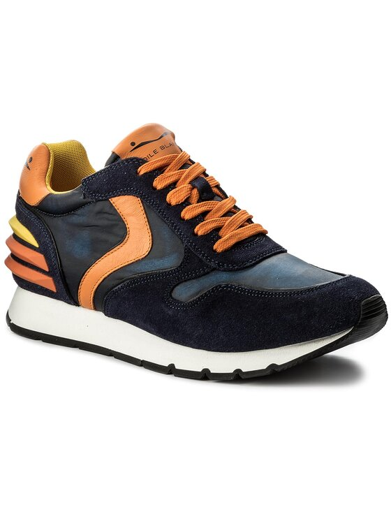 Voile Blanche Voile Blanche Sneakers Liam Power 0012012246.03.9123 Bleu marine