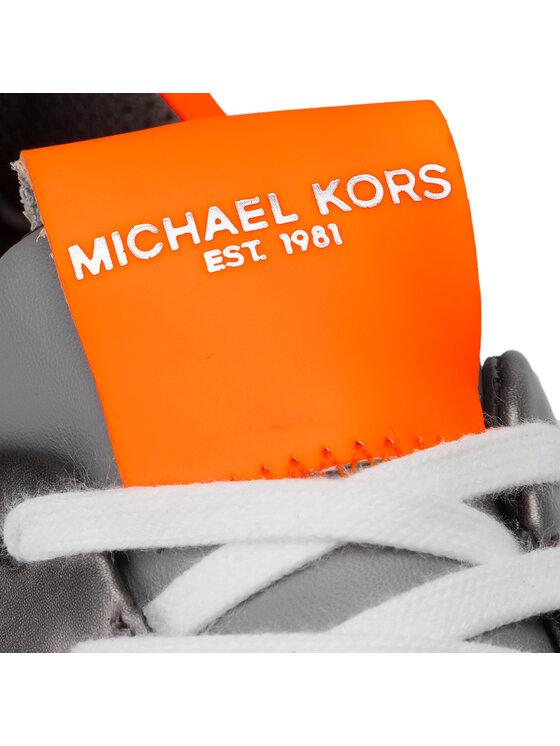 MICHAEL Michael Kors MICHAEL Michael Kors Сникърси Miles 42F9MIFS3D Сив