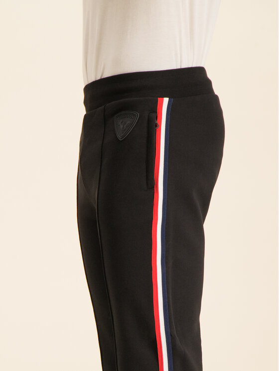 Rossignol Rossignol Pantalon jogging Track Cuit Sweat RLHMP38 Noir Regular Fit