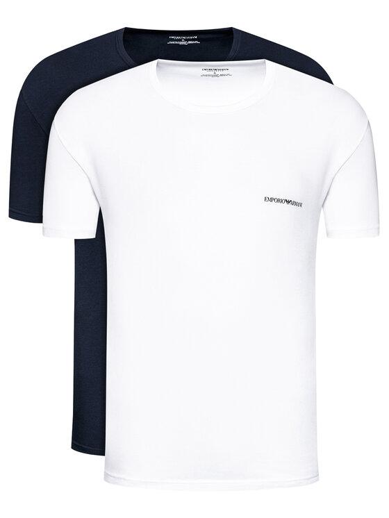 Emporio Armani Underwear 2 marškinėlių komplektas 111267 1P717 17135 Spalvota Regular Fit