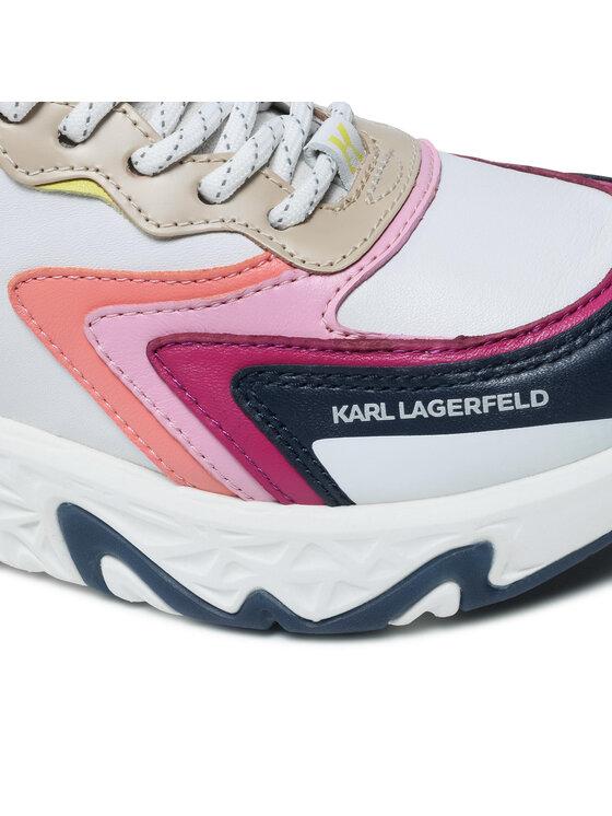 KARL LAGERFELD KARL LAGERFELD Tenisice KL62411 Bijela