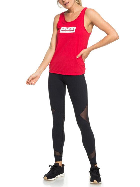 Roxy Roxy Top ERJZT04536 Roșu Regular Fit