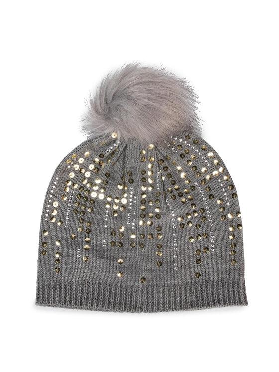 Guess Guess Mütze Not Coordinated Hats AW8216 WOL01 Grau