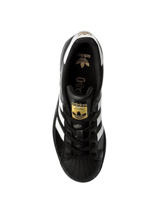 adidas adidas Buty Superstar B23642 Czarny