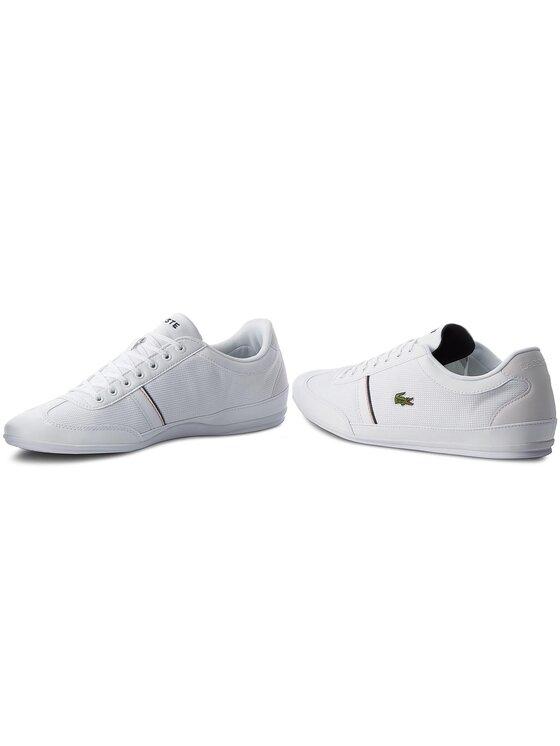 Lacoste Lacoste Sneakers Misano Sport 318 1 Cam 7-36CAM0057042 Alb