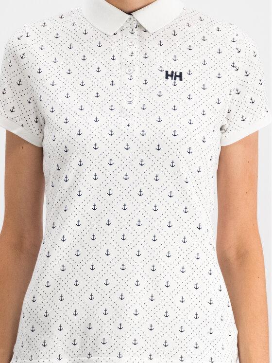 Helly Hansen Helly Hansen Polo Siren 34084 Biały Regular Fit